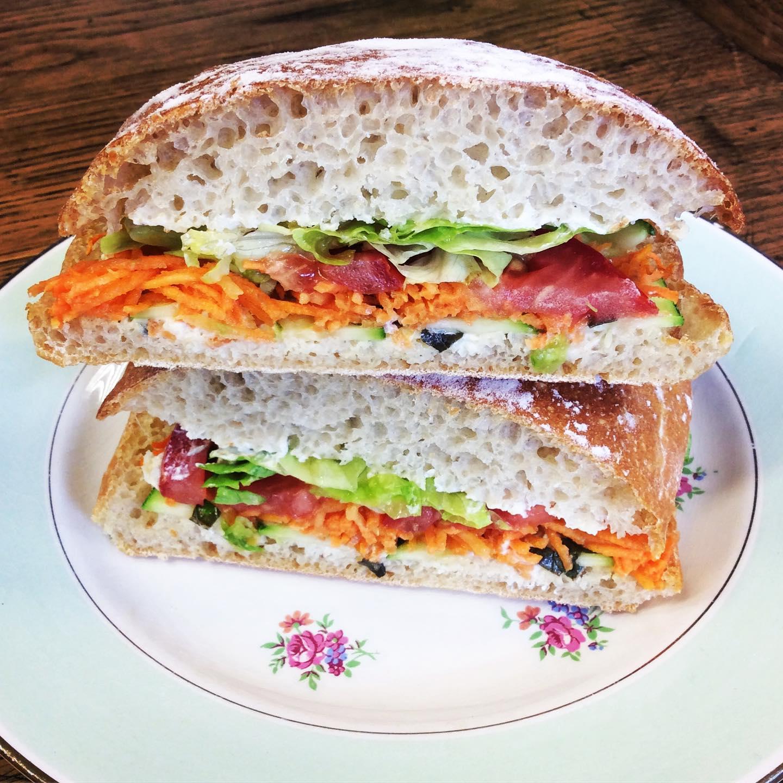 sandwich Lucie au vrac